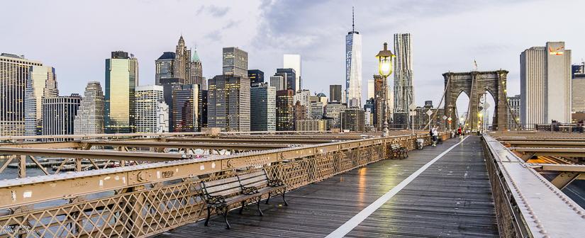 photographing the new york city skyline